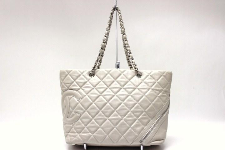 Cotton Club Chain Totes Bag